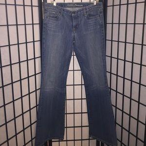 Guess Premium Jeans Stretch Ultra Flare Size 32